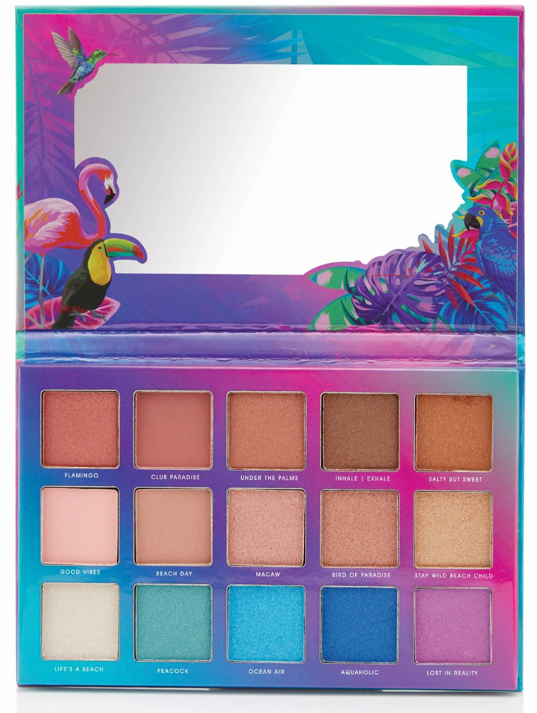 Sunkissed Electric Eyes Eyeshadow Palette